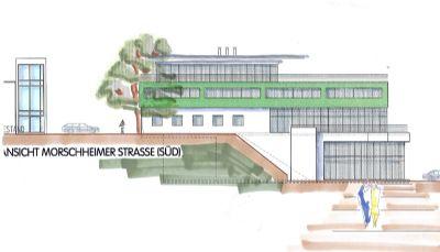 Kirchheimbolanden Industrieflächen, Lagerflächen, Produktionshalle, Serviceflächen