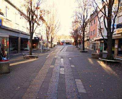 Fußgängerzone zum Rathausplatz