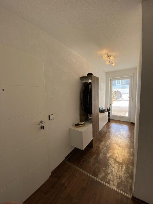 Drei Zimmer Wohnung mit Dachterrasse in zentraler Lage Offenburg
