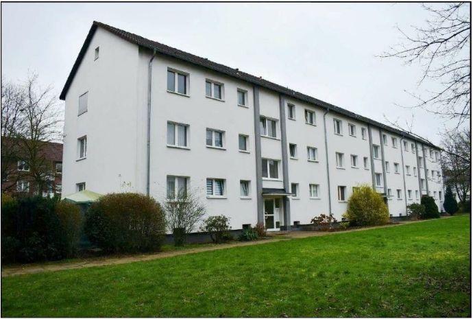 2 Zimmer Wohnung in Hamm-Herringen, mit Balkon und Keller