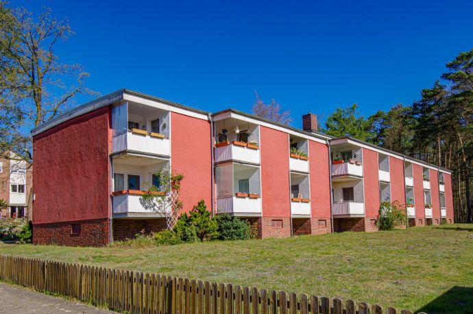 1-Zimmer-Wohnung direkt am Waldrand