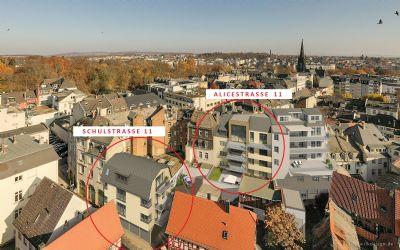 Bad Nauheim Renditeobjekte, Mehrfamilienhäuser, Geschäftshäuser, Kapitalanlage