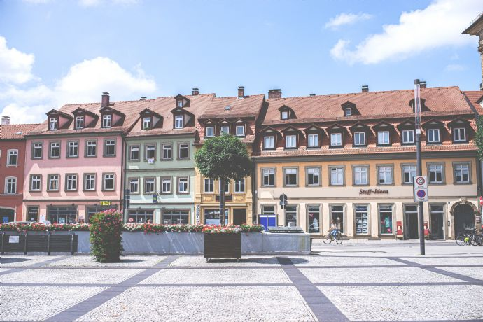 Wohnen am Maximiliansplatz 2-Zimmer Wohnung // optional mit Einbauküche