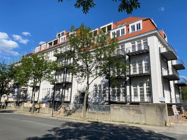 2 Zimmer Wohnung in Dresden (Striesen-Ost)