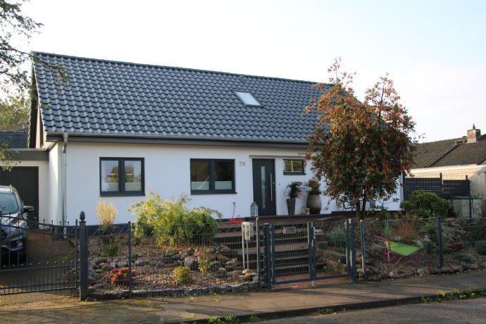 Einfamilienhaus mit Garten in Sackgassenendlage in Buchholz-Steinbeck zu vermieten