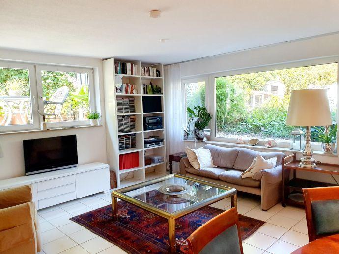 Wunderschöne möblierte 70 m², 2-Zimmer-Wohnung inkl. Innenhofnutzung