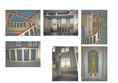 Jugendstil Treppenhaus