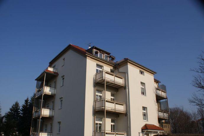 sonnige 1 RWE mit Balkon in Zittau-Süd