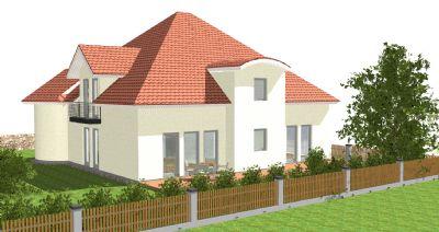 exklusives einfamilienhaus auf einem gro en grundst ck. Black Bedroom Furniture Sets. Home Design Ideas