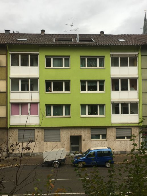 Entspannte Kapitalanlage in zentrumsnaher Citylage von Pforzheim!
