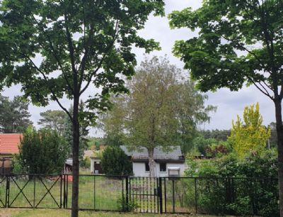 Grundstück für geplante Doppelhaushälfte in Wernsdorf