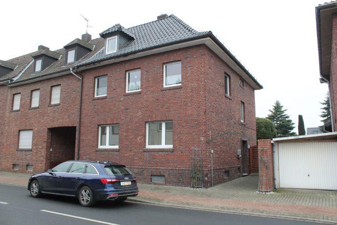 Singlewohnung: 2-Zimmerwohnung mit kleiner Veranda im Zentrum