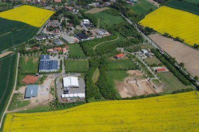 Luftbild Breitenfelde
