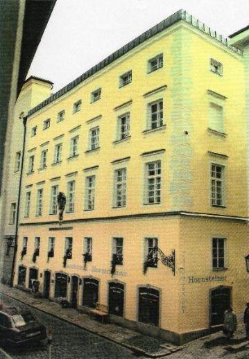 1-Zimmer-Wohnung in Passau-Altstadt