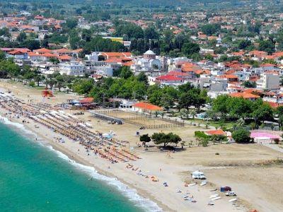 Thessaloniki, Agios Georgios Industrieflächen, Lagerflächen, Produktionshalle, Serviceflächen