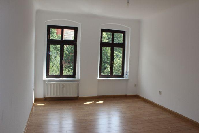 Kleine 3-Raum-Wohnung, Erstbezug nach Sanierung