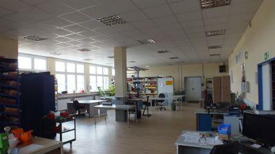 Vermieteter Bürobereich