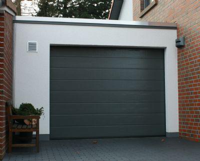Beispielansicht - Garage (optional)