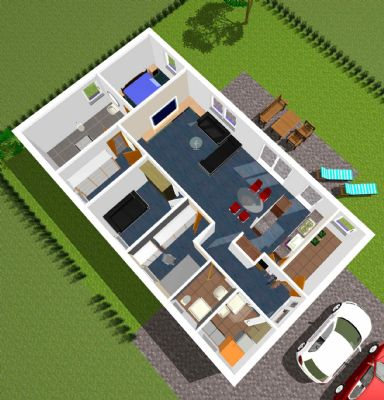 30 min nach ulm mit bahn oder auto altersgerecht wohnen kaum kosten f r strom und heizung top. Black Bedroom Furniture Sets. Home Design Ideas