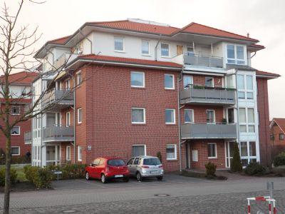 Exklusives seniorengerechtes 2 zimmer apartment mit balkon for Ferienwohnung delmenhorst