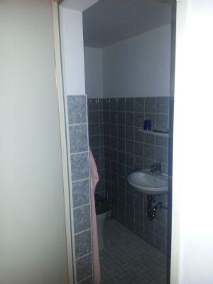 Gäste-WC im Keller