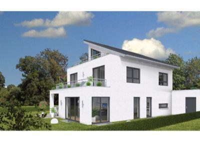geo wohnbau diese gro z gige neubau villa besticht durch. Black Bedroom Furniture Sets. Home Design Ideas