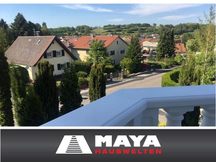 Östringen-ODENHEIM: Schönes 1-2 Familienhaus, 234m² Wfl + Option auf das angrenzendes Baugrundstück
