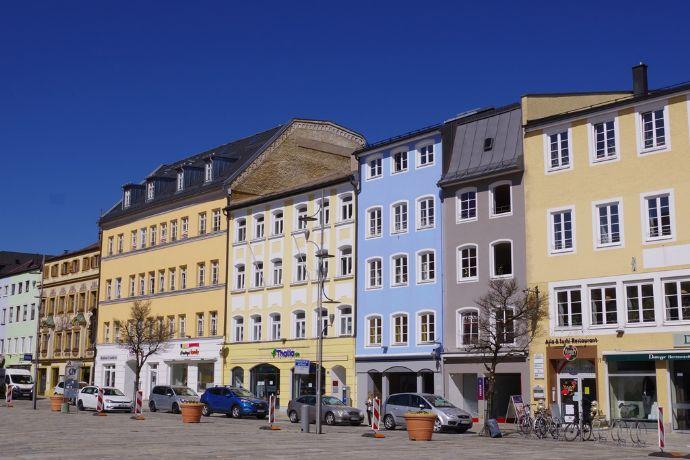 Traunstein - Stadtplatz, Penthouse mit Weitblick