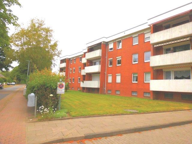 Sehr schöne (neu renovierte!) 3-Zi.-Wohnung in ruhiger Lage von Läderdorf zu vermieten!