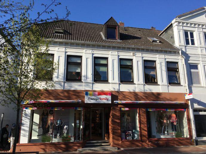! Schöne 3-Zimmer-Wohnung im Herzen von Bad Segeberg!