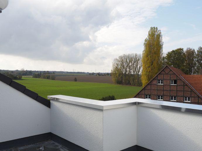 3-Zimmer Neubauwohnung in ruhiger, grüner Lage