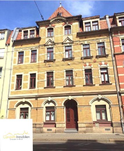 Wunderschöne Dachgeschoss-Wohnung in Dresden Pieschen