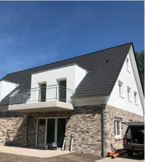 3 Zimmer Wohnung 87,6 qm - OG mit DG - Balkon Oyten-Sagehorn, KfW-40 Standard