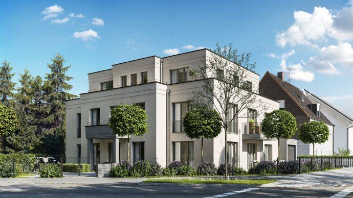 SCHÜTZ GRUPPE | 4-Zimmer-Dachgeschosswohnung
