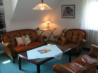 Ihr Urlaubsziel am Bodensee - Ferienwohnungen Bucher - Obergeschoss