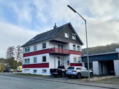 Wilnsdorf-Wilden Halle, Wilnsdorf-Wilden Hallenfläche