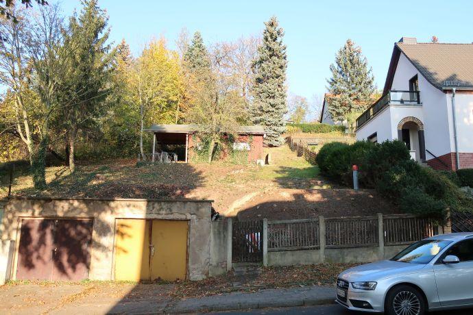 Erschlossenes Baugrundstück in bester Innenstadtlage in Weißenfels