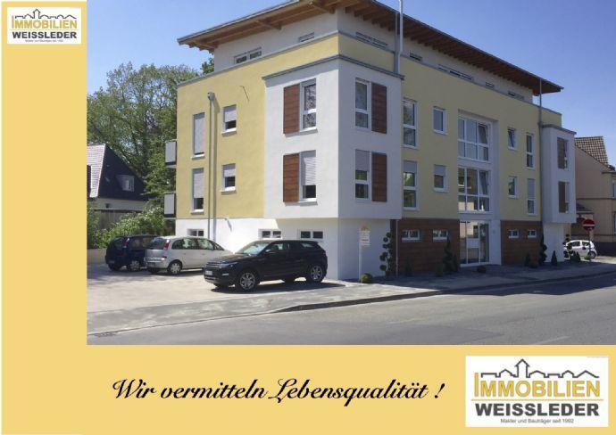 3 Zimmer Wohnung in City Lage