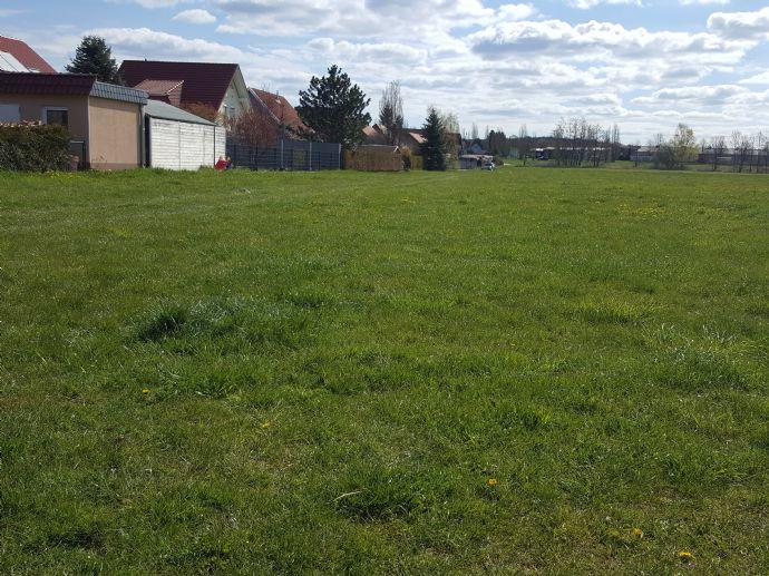 Neues Baugebiet Stapelburg