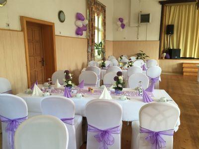 Bild 26 Hochzeitstafel