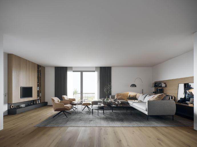 Sehr schöne Großwohnung in Frankfurt Bockenheim/Diplomatenviertel