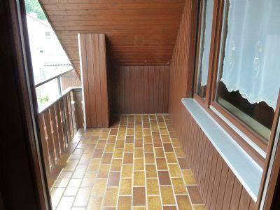 Balkon DG-Wohnung