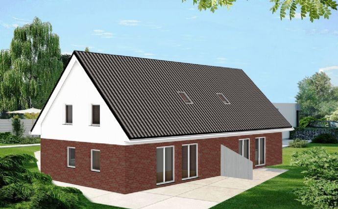 Hamburg Rahlstedt - Familienhaus als Doppelhaus in schöner Wohnlage