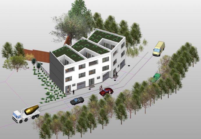 Baufertiges Grundstück | exklusives Stadtreihenhaus | 10 Minuten ins Zentrum
