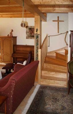 LH-Treppe zum OG