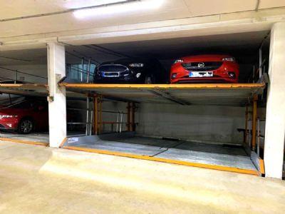 Freising Garage, Freising Stellplatz