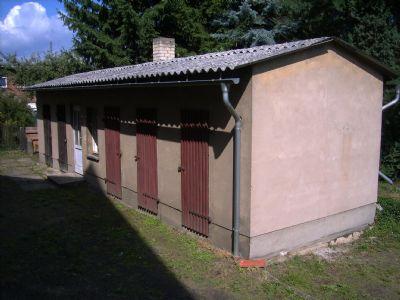 Nebengebäude / Schuppen