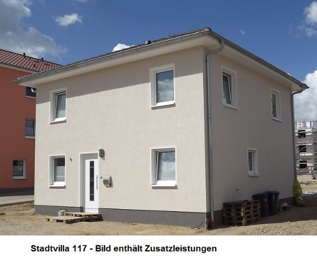 Wohnen in Hönow - Grdst. ca. 510m² - Stadtvilla 117