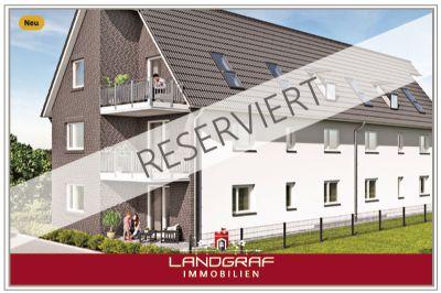 !RESERVIERT! Moderne & barrierefreie Neubau-ERDGESCHOSSWOHNUNG, zentrumsnah in Wildeshausen!
