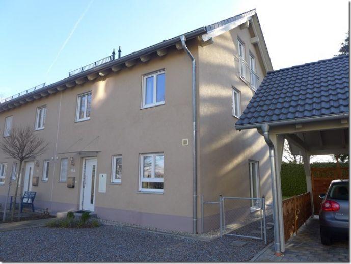 Doppelhaushälfte mit Garage/Carport, Landshut